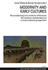 Modernity And Early Cultures  9783034305082