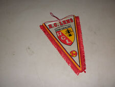 FOOTBALL FANION DU  RC  LENS