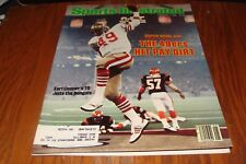 1980-85 Sports Illustrated Magazines You pick issue-complete your set