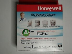 Genuine NEW Honeywell Large Air Purifier Pre-Filter Replacement HRF-APP1 A-Plus