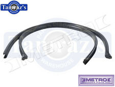 66-67 GM A Body Vertical Glass Run Channel Weatherstrip Seal VR2009 Metro New