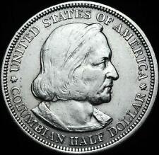 *HHC* Commemorative Silver Half Dollar, 1893, Columbian Exposition (SKU #157.14)