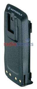 Genuine Motorola DP3400 DP3600 1300mAh NiMH Battery PMNN4104A PMNN4065A