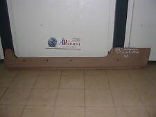 LAMIERA SOTTOPORTA (UNDER-DOOR) SINISTRO AUTOBIANCHI A/112 I° S. NUOVO/ORIGINALE