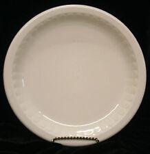 """9"""" White Dinner Syracuse China Restaurantware Restaurant Plate"""