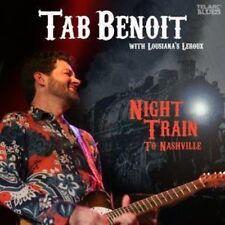 Benoit,Tab - Night Train To Nashville (CD NEUF)