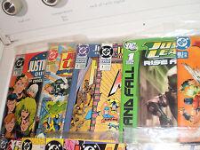 Huge Lot DC Comics Justice League Specials and Annuals 11 Issues (87-10) JLA JLI