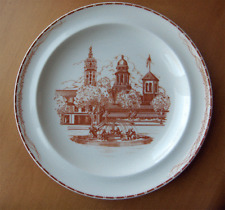 Wedgwood Country Club Plaza of Kansas City Missouri collector plate-NR
