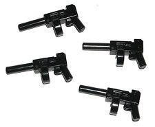 LEGO BATMAN WEAPONS Lot of 4 Gangster Henchmen Minifigure Tommy Machine Guns