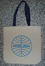 *PAN AM AIRLINES Tote Bag #2 (Beach, Book, Lunch or Whatever) *SHIPS FREE