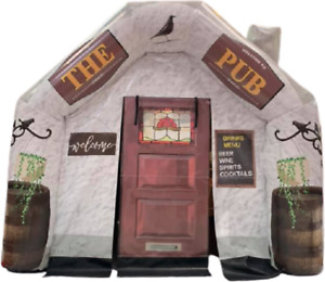 10ft x 12 Mini Inflatable Pub For Garden Parties Events