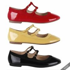 Synthetic Casual Solid Flats for Women