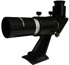 Seben 6x30 90° Right-Angled Telescope Finder Scope with crosshairs + bracket FS3
