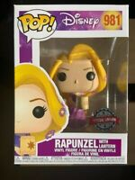 Rapunzel with Lantern Funko Pop Vinyl New in Box