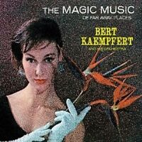 "BERT KAEMPFERT ""THE MAGIC MUSIC OF.."" CD RE-RELEASE NEU"