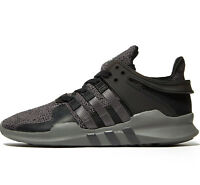 2018 Adidas Originals EQT Support ADV ® ( Men Size UK 6 10 12 ) Dark Grey Black