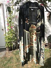 Vintage Kimono/Duster Boho Hippie Gypsy ~ One Size