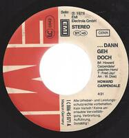Howard Carpendale 1978 : Dann geh doch ..+ Johannesburg