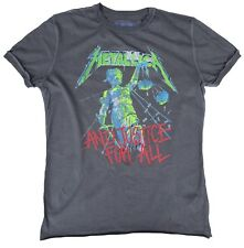 AMPLIFIED METALLICA And Justice For All Rock Star Heavy ViP Vintage T-Shirt g.M