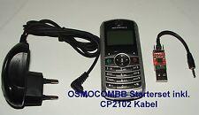 Motorola C118 / C121 / C123 / C139 Handy inklusive USB Kabel für OSMOCOMBB