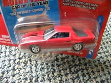 1982 CHEVROLET CAMARO Z28  #15         2003 JOHNNY LIGHTNING MOTOR TREND   1:64