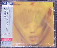 "ROLLING STONES ""GOATS HEAD SOUP"" JAPAN SHM-SACD DSD 2014 JEWEL CASE *SEALED*"