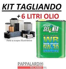KIT FILTRI TAGLIANDO + OLIO SELENIA FIAT DUCATO 2.3 MULTIJET 88KW/96KW 2006-2011