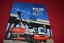 Link Belt HC-238H Crane Dealer's Brochure DCPA6 ver3