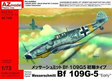 AZ Models 1/72 Messerschmitt Bf 109G-5 Early Version # 74045