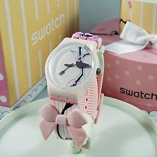 swatch special dreamcake suoz173 orologio donna nuovo da collezione new gent