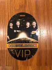 RARE! *NICKELBACK* VIP Pass!
