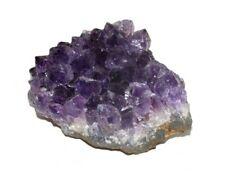 Amethyst Crystal Natural Uruguay Druzy/Cluster - 6-7cm - FREE UK P&P