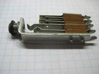 AMPEX 1461 Reel To Reel   Head phone jack