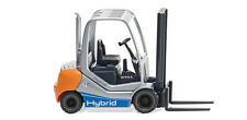 WIKING HO scale  ~ FORKLIFT ~ FULLY ASSEMBLED 1/87 scale model #066339
