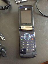 New listing Motorola Razr2 V8 Unlocked with Accessories 2Gb