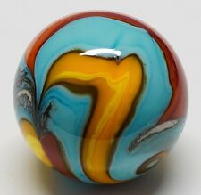 Winlock Marbles ~ Handmade Glass Marbles ~ Lampwork Art Marble ~ 55/64