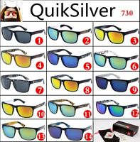 14 Colors QuikSilver Vintage Retro Men Women Outdoor Sunglasses Eyewear UV400