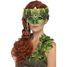 Forêt Nymphe masque accessoire robe fantaisie. - Femme Poison Ivy Fairy