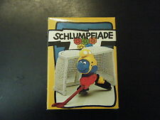 4.0505 SUPER SMURF – ICE HOCKEY - NEW IN GERMAN BOX