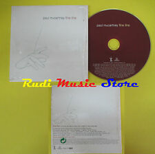 CD Singolo PAUL McCARTNEY Fine line CARDSLEEVE 2005 eu PROMO MPL (S12) mc dvd