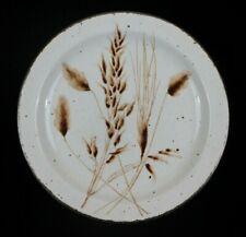 "Stonehenge Wedgewood Midwinter Wild Oats Pattern Bread Dessert Plate England 7"""