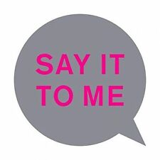 Say It to Me (uk) 5060454946076 by Pet Shop Boys CD