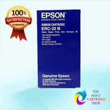 New Original Epson ERC-32B Black Ribbon TM-H600 H6000 II TM-U675 RP-U420 M-U420