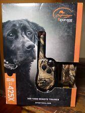 SportDog Sd 425X Camo Wetland Hunter Remote Dog Trainer E-Collar 500Y ☆New☆