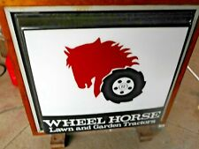 wheel horse sign (new lower price)