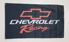 "Chevrolet Racing Flag 3/' X 5/' Chevy Premium Automobile Banner /""USA Seller/"""