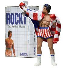 Neca Rocky Classic 1987 Video Game Appearance Figurine - Sega 8-BIT - Nip