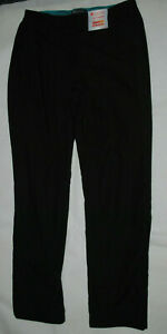 Ladies Size 10 Mountain Warehouse Black Warm Lined Trousers Outdoors Walking