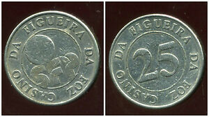 jeton DE  25  ( CASINO de FIGUEIRA )    ( PORTUGAL )