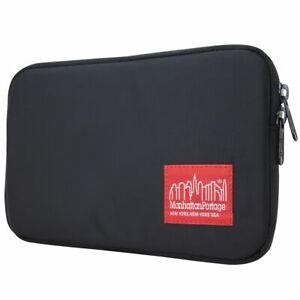 "Manhattan Portage Waterproof Nylon Tablet Sleeve Case Cover 7"" Black"